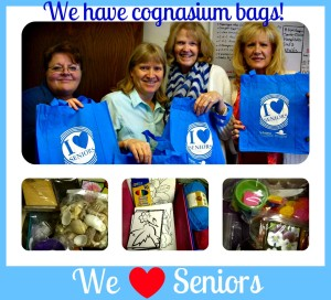 New Aspen Senior Care Cognasium Bags