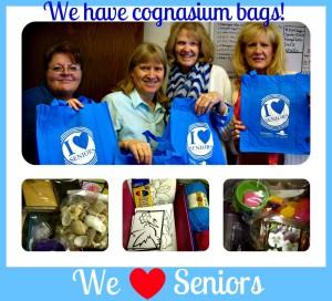 New Aspen Senior Care Cognasium Bags