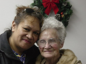 Aspen Senior Care cares! This is more that a job, these dear seniors become family.