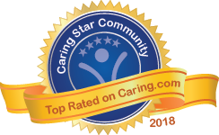 CS - Aspen Senior Care awarded with Caring Star 2018