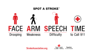 Courtesy of StrokeAssociation.org