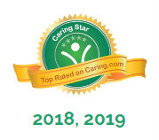 Caring Star for 2018-2019