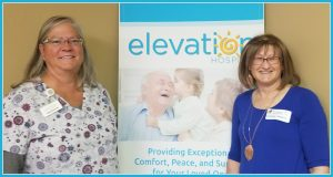 Bonnie and Diana Elevation Hospice