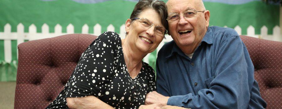 Caregiver Support Utah - Larry and Saundra