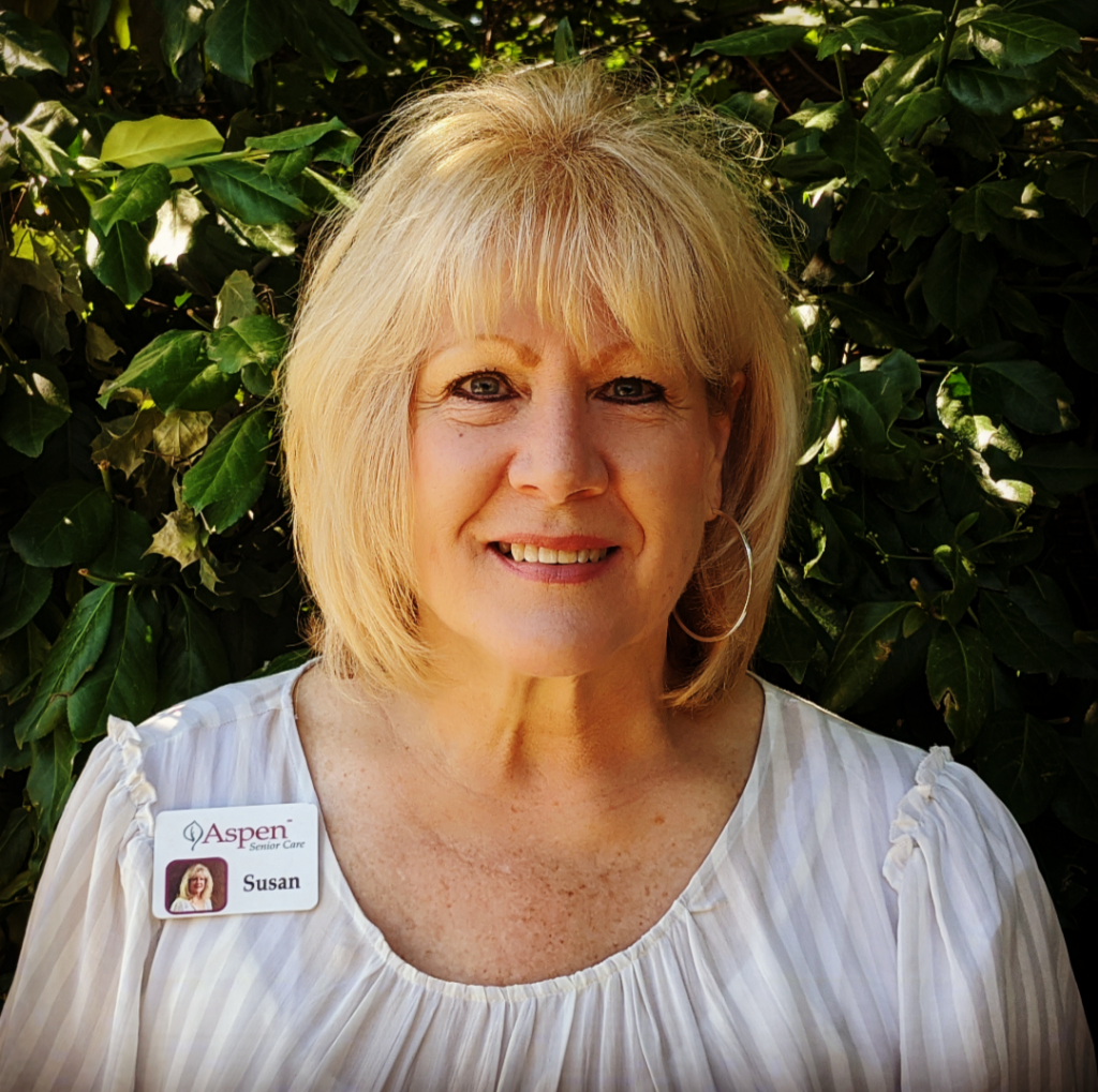 Susan Johnson | Aspen Senior Care