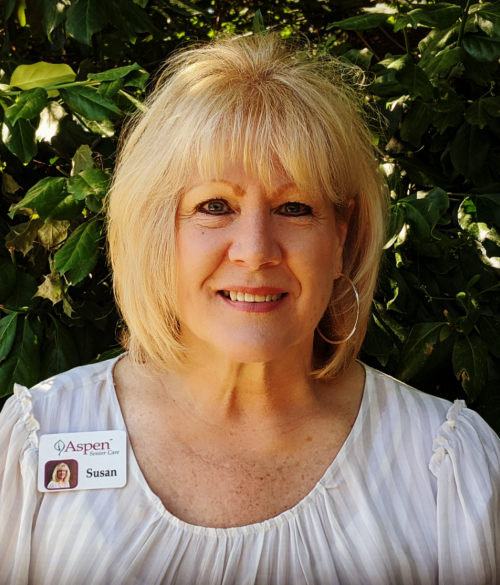 Susan Johnson | Aspen Senior Care