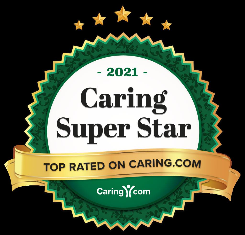 Caring Super Star 2021