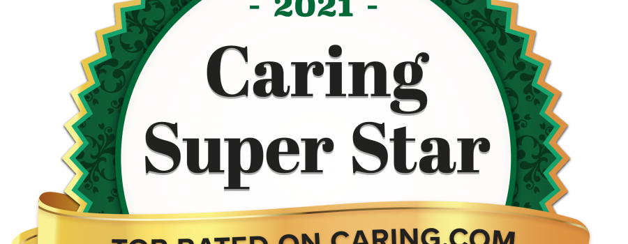 Caring Super Star 2021