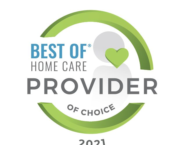 Provider of Choice 2021 | Aspen Senior Care | Award-Winning Team