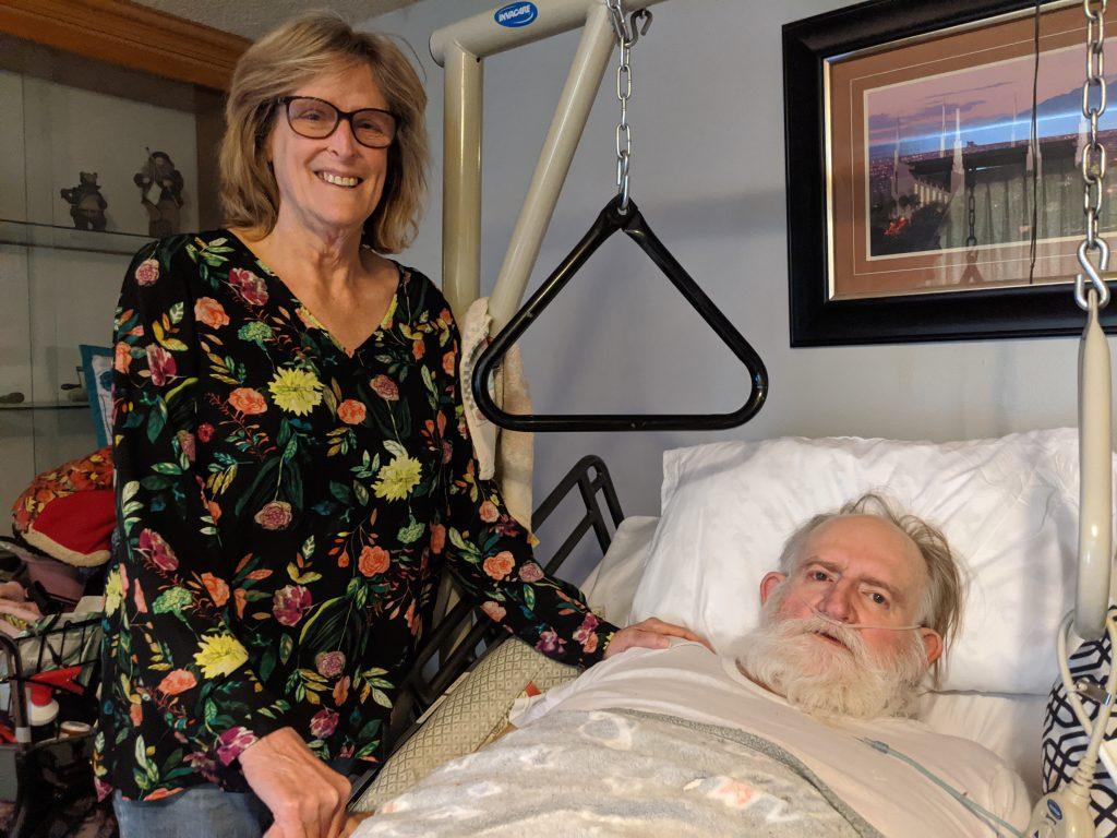Cindy and George C. - Aspen Senior Care