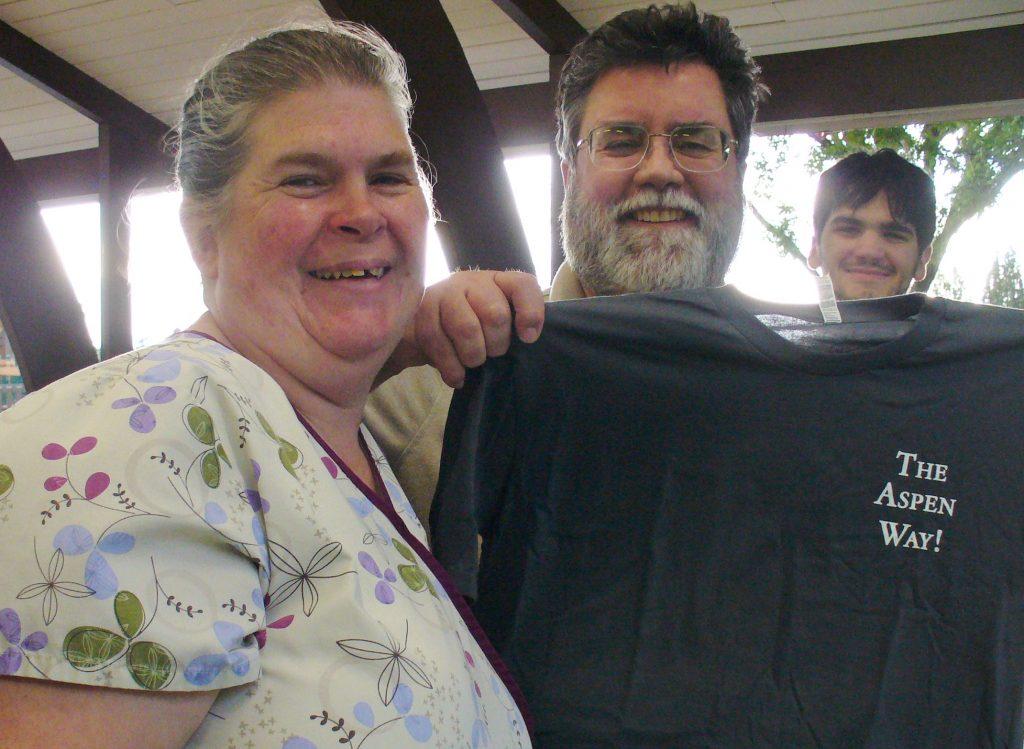 Lesley P. and Family | Aspen Senior Care